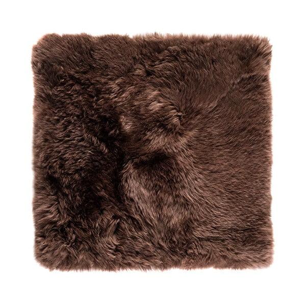 Hnedý štvorcový koberec Royal Dream Zealand