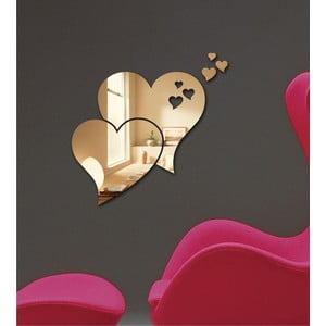 Dekoratívne zrkadlo Double Love