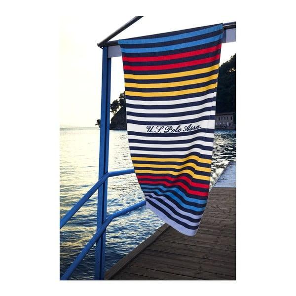 Osuška US Polo Beach, 75x150 cm