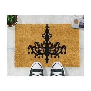 Rohožka Artsy Doormats Chandelier, 40 × 60 cm