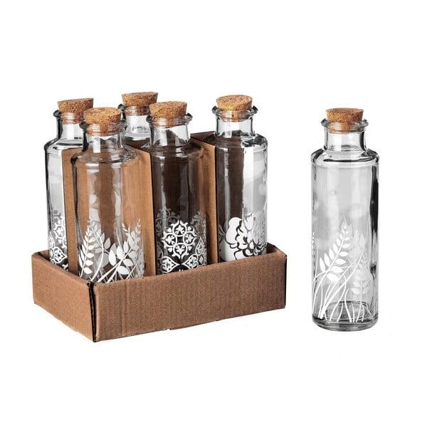 Sada 6 fľaštičiek Nature