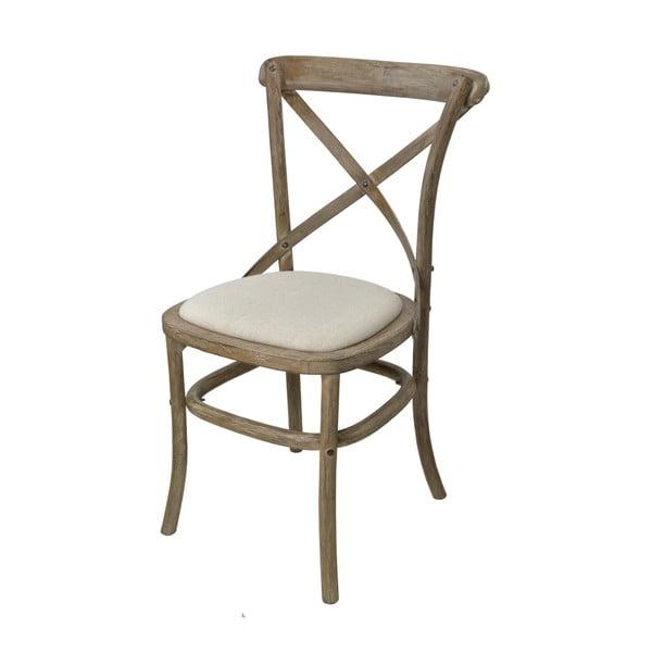 Jedálenská stolička z topoľového dreva Livin Hill Limena