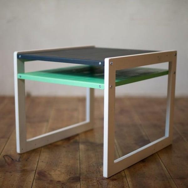 Detský stolík Just Green