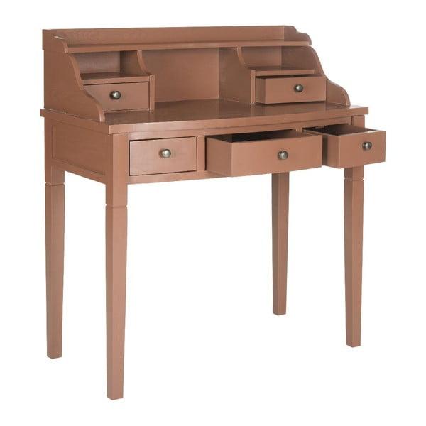 Písací stôl OIivia Safavieh Rust