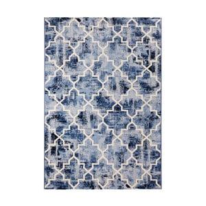 Modrý koberec Mint Rugs Diamond, 200 x 290 cm