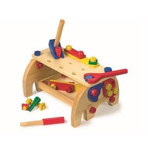 Drevená hracia sada Legler Elephant