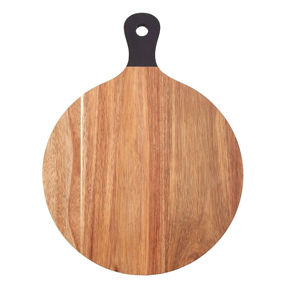 Doska z akáciového dreva Premier Housewares, 42 x 32 cm