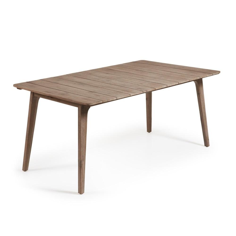 Jedálenský stôl La Forma Daw, 80 × 140 cm