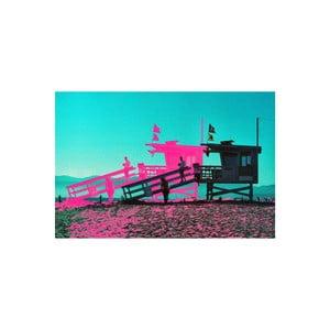 Obraz Surf Psychadelic, 41 x 61 cm