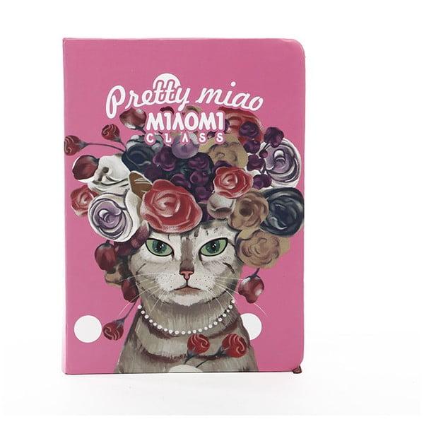 Zápisník Miomi, ružový