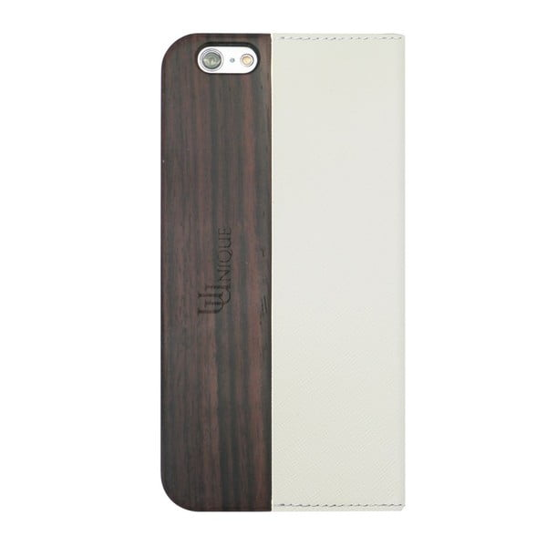 Obal na iPhone6 Case Saffiano Texture White