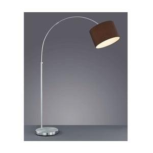 Stojacia lampa 4611 Serie 215 cm, hnedá