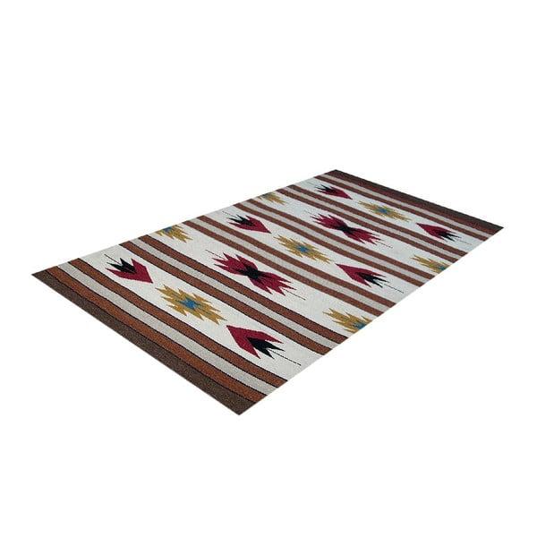 Ručne tkaný koberec Kilim Lalit, 165x230cm