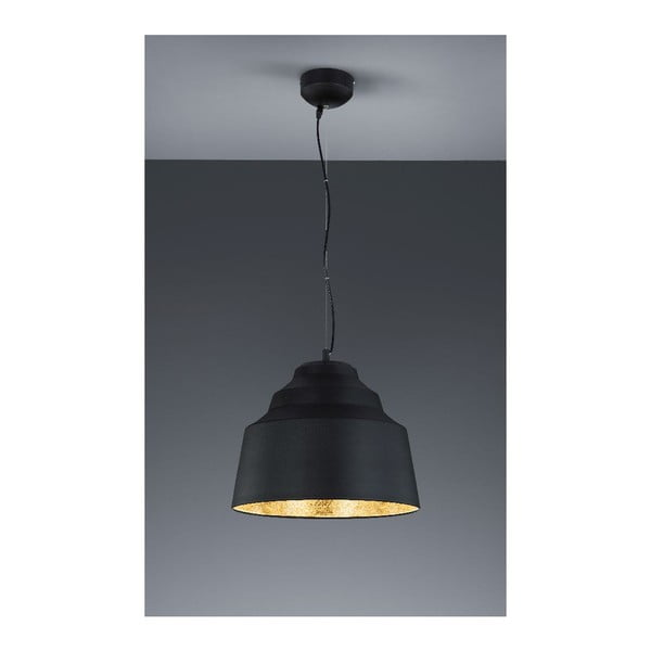 Stropné svetlo Naples Black
