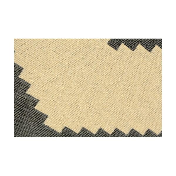 Koberec ZigZag Grey, 120x180 cm