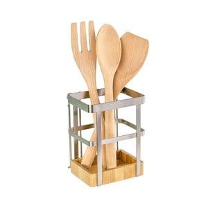 Nástenný držiak na kuchynské nástroje Wenko Holder Premium