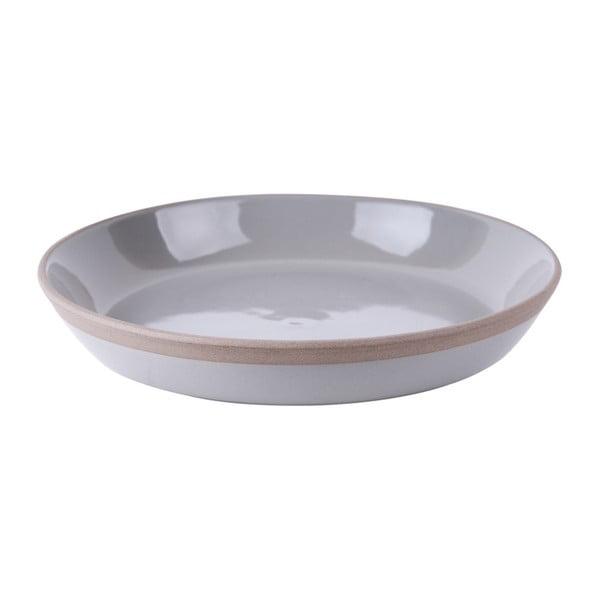 Sivý tanier PT LIVING Brisk