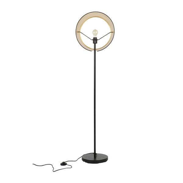 Stojacia lampa s polohovateľným tienidlom De Eekhoorn Pien