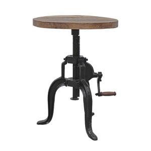 Odkladací stolík Factory, 45 cm