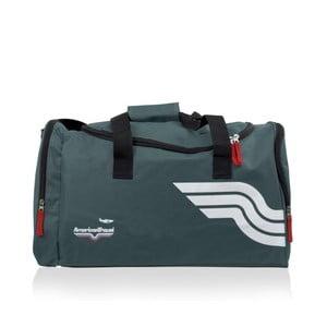 Zelená športová taška American Travel Boston