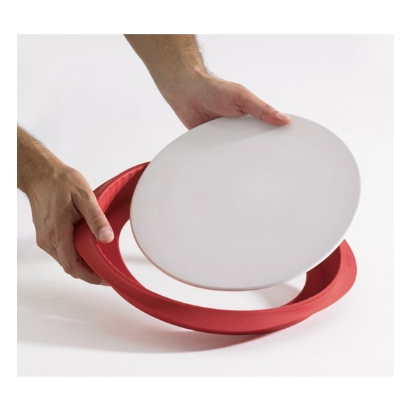 Koláčová forma s keramickým tanierom, 28 cm