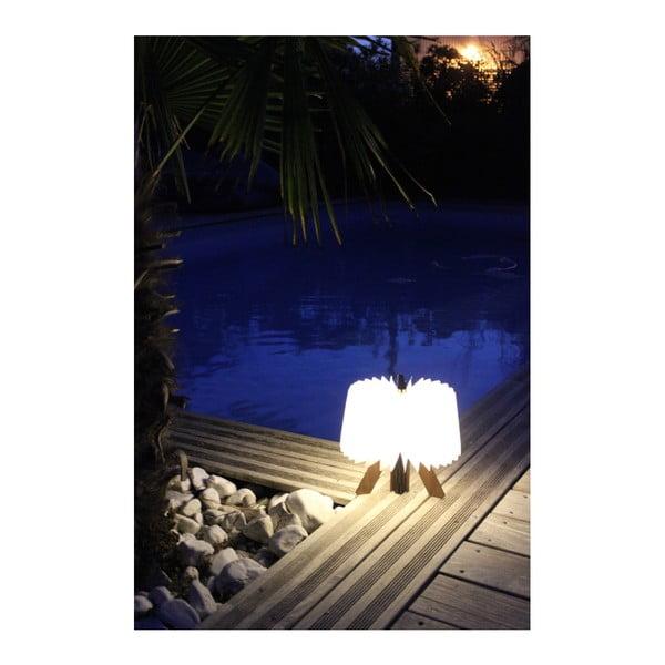 Bezdrôtová skladacia lampa Sunvibes, výdrž až 8 hodín