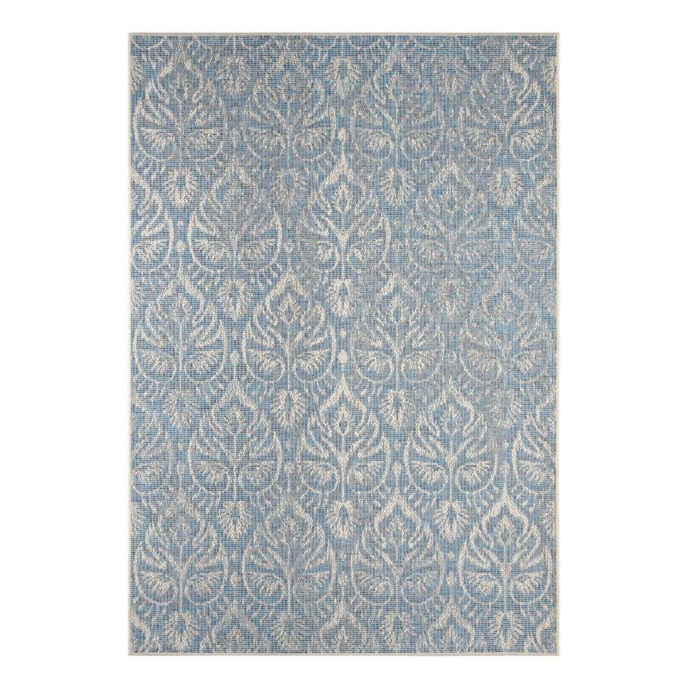 Sivomodrý vonkajší koberec Bougari Choy, 160 x 230 cm