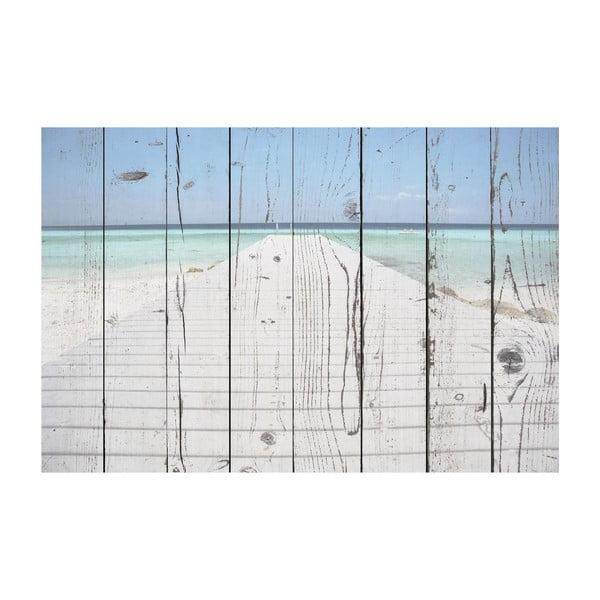 Vinylový koberec Pasarela, 100x150 cm
