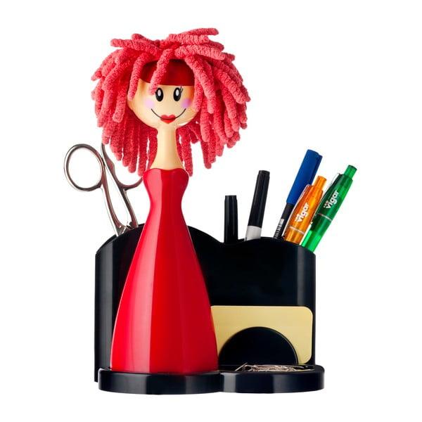 Stojan na ceruzky Vigar Red Girl