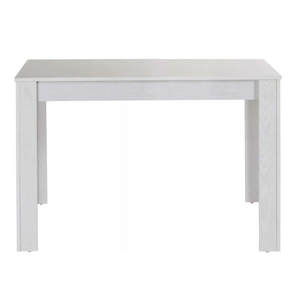 Biely jedálenský stôl Støraa Lori, 120 x 80 cm