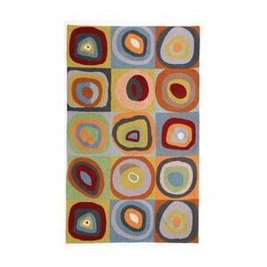 Koberec Kandinsky Squares, 150x90 cm