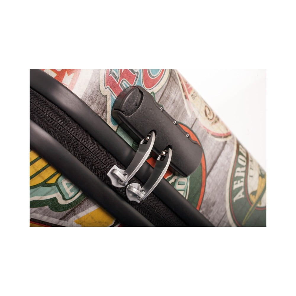 8156267f93b14 Set 2 cestovných kufrov Skpa Negro | Bonami