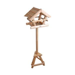 Búdka pre vtáčiky na nohe Esschert Design, výška 111 cm