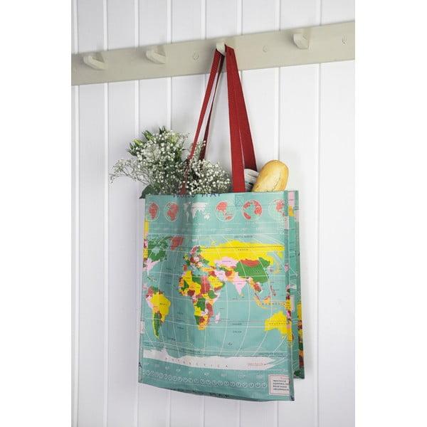 Nákupná taška Rex London World Map