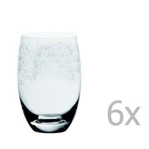 Sada 6 pohárov na long drink LEONARDO Chateau, 460 ml