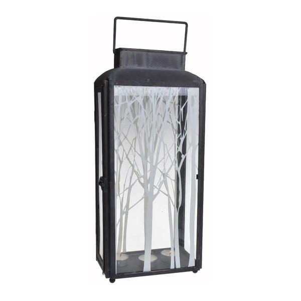 Kovový lampáš Tree Big