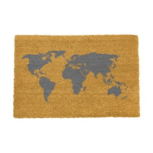 Rohožka Artsy Doormats World Map, 40 × 60 cm