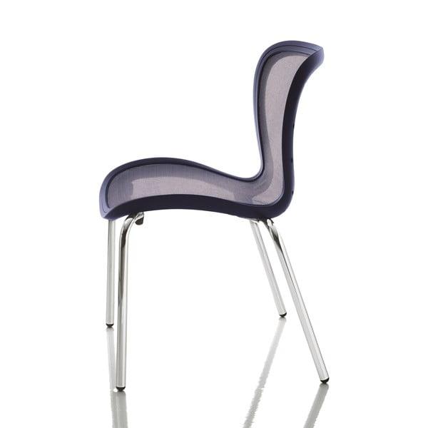 Čierna stolička Magis Annett