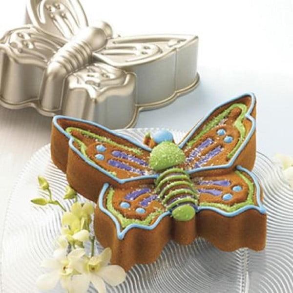 Forma na bábovku Motýľ