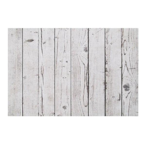 Vinylový koberec Tablas Blanco Gris, 100x150 cm