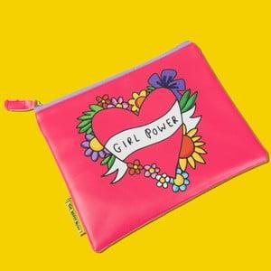 Kozmetická taštička/peňaženka Happy News Girl Power