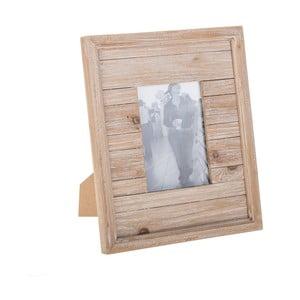 Drevený fotorámik Dino Bianchi, pre fotografiu s veľkosťou 16 x 12 cm