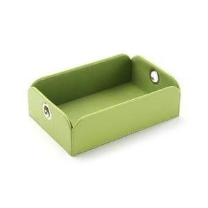 Nízky odkladací box Lime