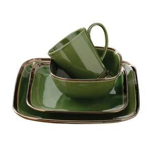 Set 16 ks riadu Bronze Verde