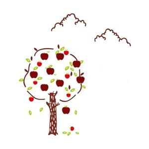 Nástenná samolepka Mauro Ferretti Apples