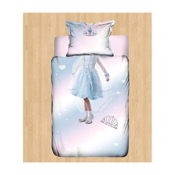 Obliečky s plachtou Prenses, 160x220 cm