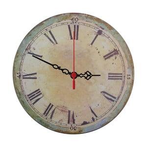 Nástenné hodiny Vintage Fame, 30 cm