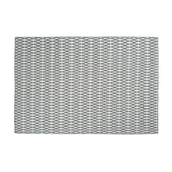 Vlnený koberec Elliot Slate, 140x200 cm