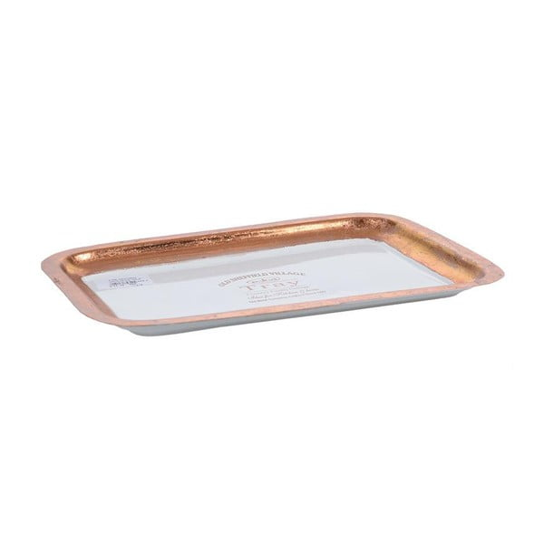 Kovová tácka Copper