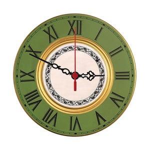 Nástenné hodiny Green Line, 30 cm